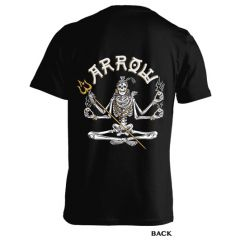 Arrow Shiva Tee Black