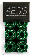 Precision High Speed Bearings Green